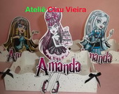 BANDEJAS MONSTER HIGH