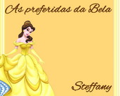 AS M�SICAS PREFERIDAS DAS PRINCESAS