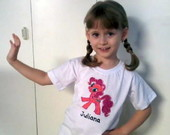 Camiseta Little Poney Alto Relevo