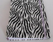 Caderno Costura Longstitch - Zebra