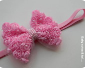 Headband Laoflor Rosa