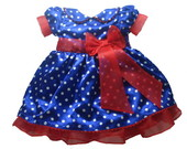 Vestido Galinha Pintadinha Luxo 1012
