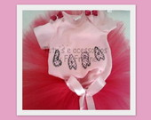 Conjunto Tutu Rosa Pink!