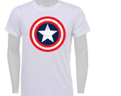 Camiseta Capito Amrica