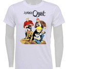 Camiseta Johnny Quest