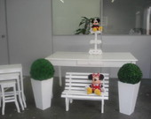 Kit Proven�al Mickey e Minnie 10 Aluguel