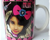 MONSTER HIGH - Caneca Porcelana com FOTO
