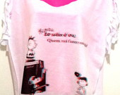 "Camiseta ""Charlie Brown"" 3d"