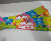 R�tulos Para  Guarana backyardigans