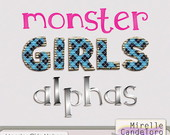 Monster Girls Alphas