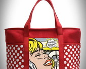 Bolsa Pop Art Collection Happiness