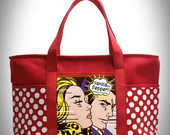 Bolsa Pop Art Collection Speed