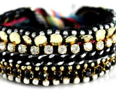 Pulseira Bordada Saint Tropez