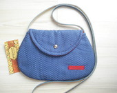 Bolsa Retr - Po azul