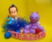 Personalizado Galinha Pintadinha Tutu