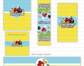 Kit digital Angry Birds