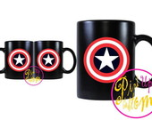 Caneca Capito America