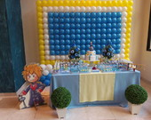 Decorao O pequeno principe clean