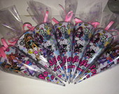 10 Cones De Guloseimas Monster High