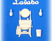 5 p�s.Kit LAVABO ANTIGO