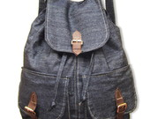 Mochila Casual Jeans