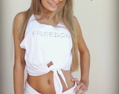 Camiseta Freedom - DM