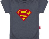 Body Infantil  Superman