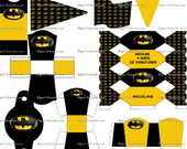 Kit Festa Proven�al Batman