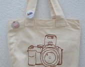 Tote Camera Bag - Digital