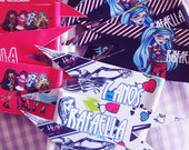 Bandeirinha Para Doces Monster High
