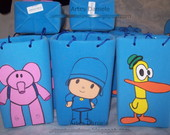 Sacolinha Pocoyo
