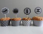 Wraper e Topper paraCupcake Fashion