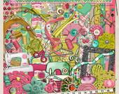 Sewing Memories (Kit Digital Costura)