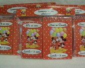 KIT COLORIR MICKEY E MINNIE!!