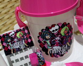 Kit Meninas Monster High