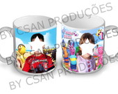 Caneca de Porcelana Personalizada