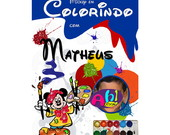 Revista de Colorir - Mickey