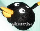 Black Bird - Angry Bird - Centro Mesa Gd