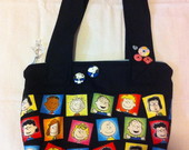 Bolsa Teen Turma do Charlie Brown