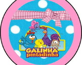 Kit Galinha Pintadinha