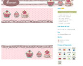 Kit Elo 7 Doce Cupcake