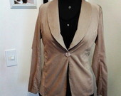 Blazer de Cotel Doce de Leite