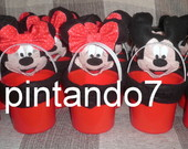 Mickey - Balde De Pipoca