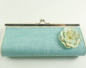 Clutch Azul