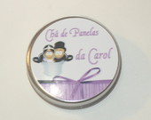 Latinhas Mint to Be Personalizadas