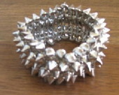 Pulseira Trend Spike Metal