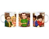 Caneca The Big Bang Theory 02