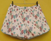 Shorts Doll (bal�es rosa)