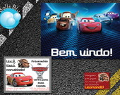 Carros Kit Festa Digital  Disney Pixar