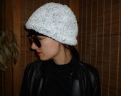 Gorro branco out/inv 2013
